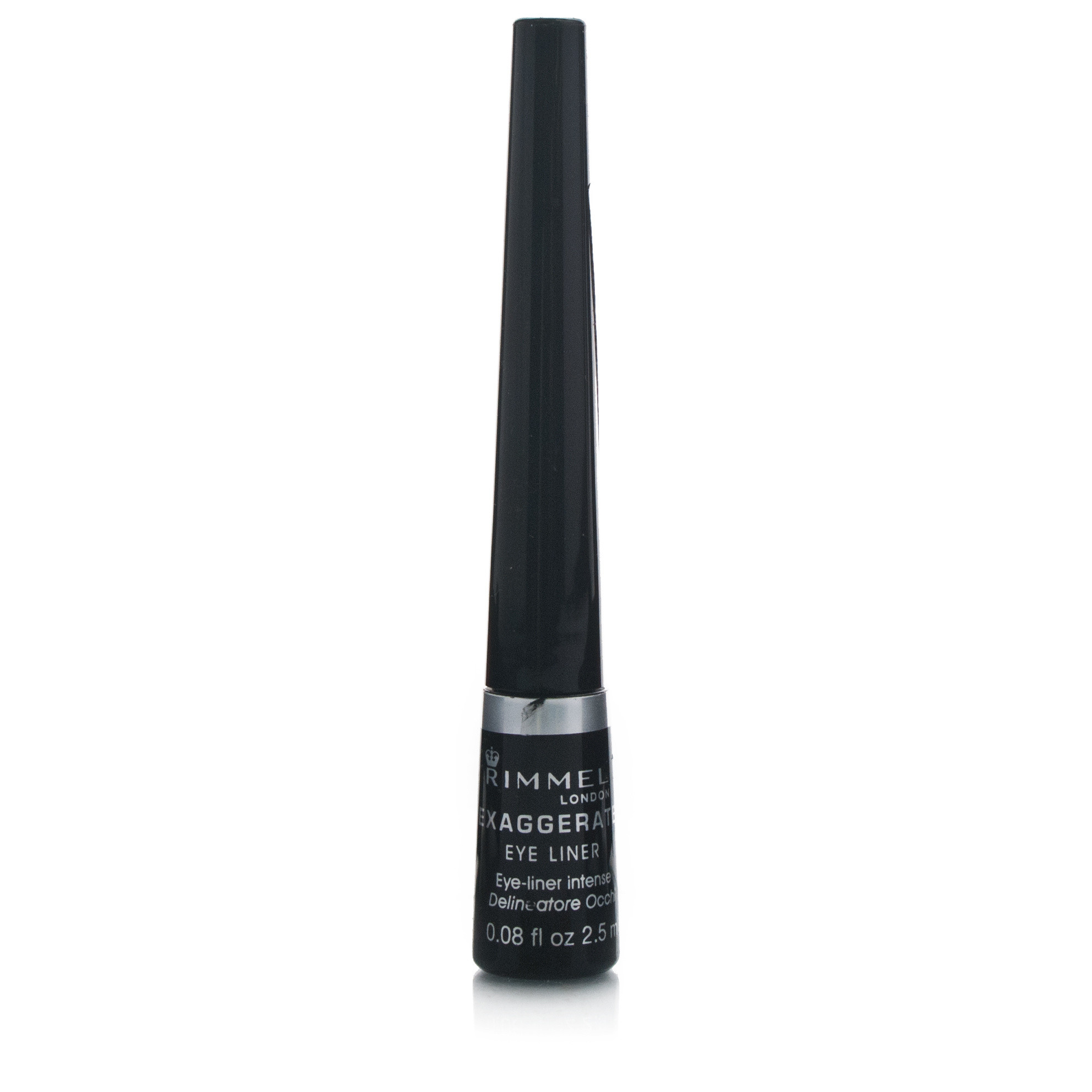 Rimmel Exaggerate Eye Liner in Black Black