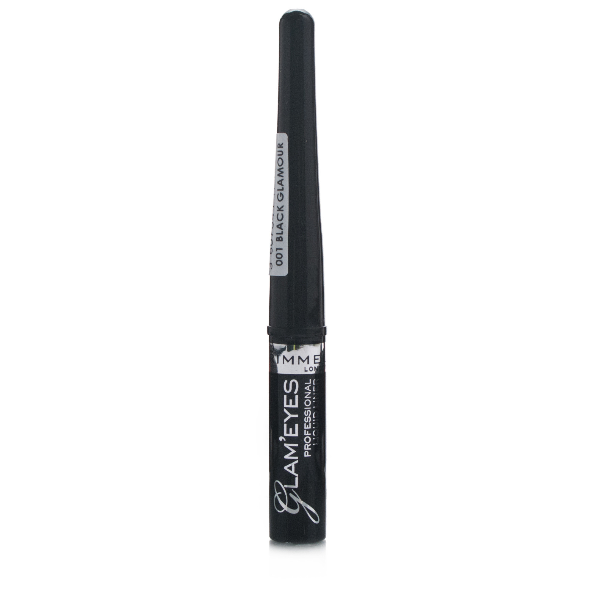 Rimmel Glam Eyes Professional Liquid Liner Pitch Black