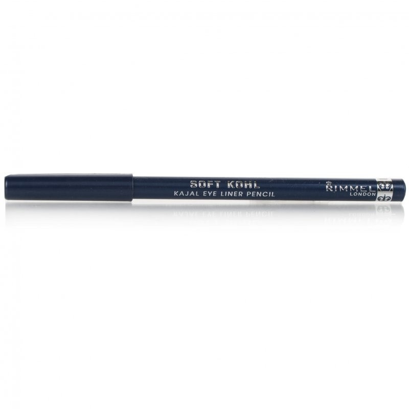 Rimmel Soft Kohl Kajal Eye Pencil 021 Denim Blue