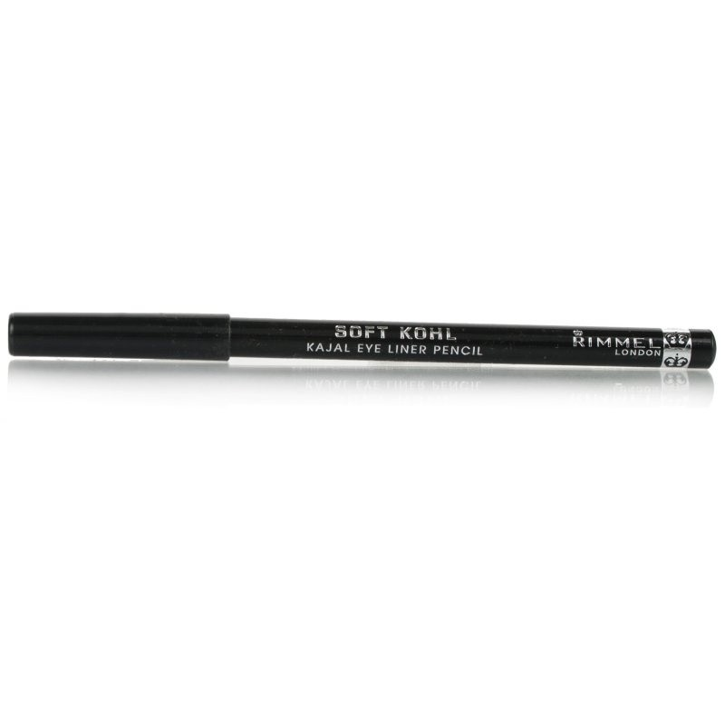 Rimmel Soft Kohl Kajal Eye Pencil Jet Black