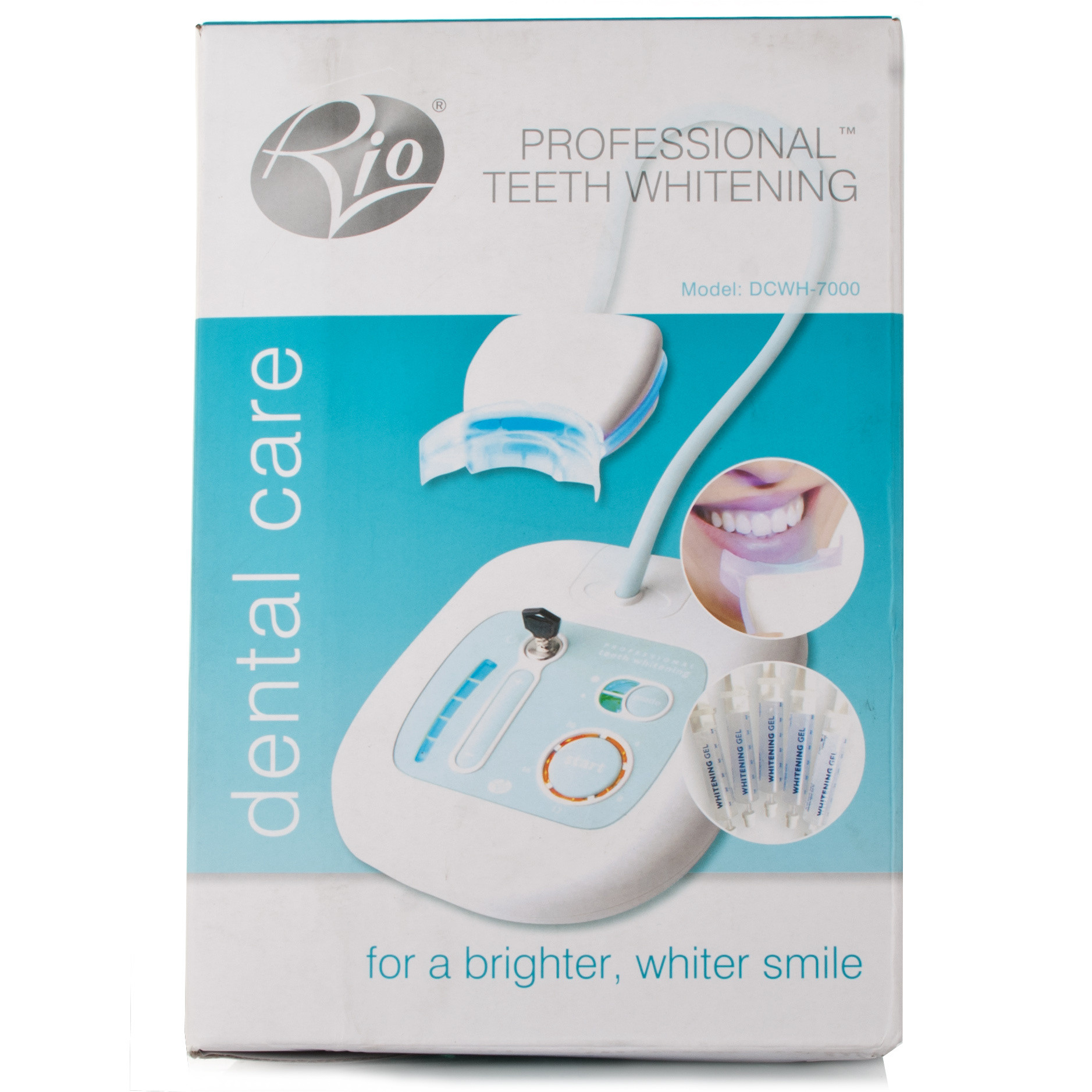 Rio Professional Teeth Whitening Kit Chemist Direct