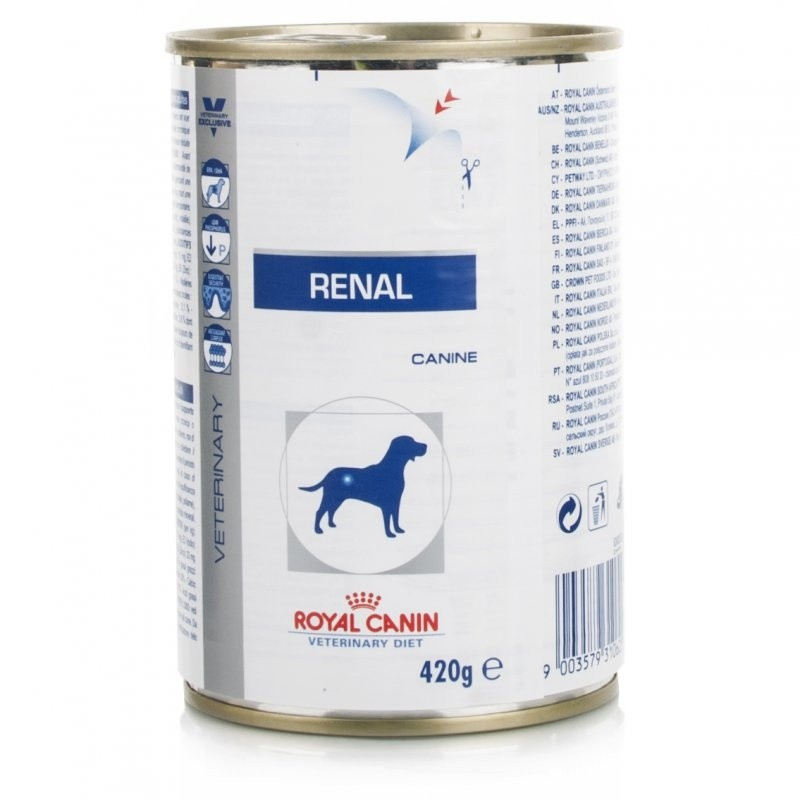 royal canin canine renal 12x420g dog food chemist direct. Black Bedroom Furniture Sets. Home Design Ideas