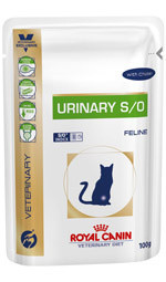 Royal Canin Feline Veterinary Diet Urinary Chicken S O