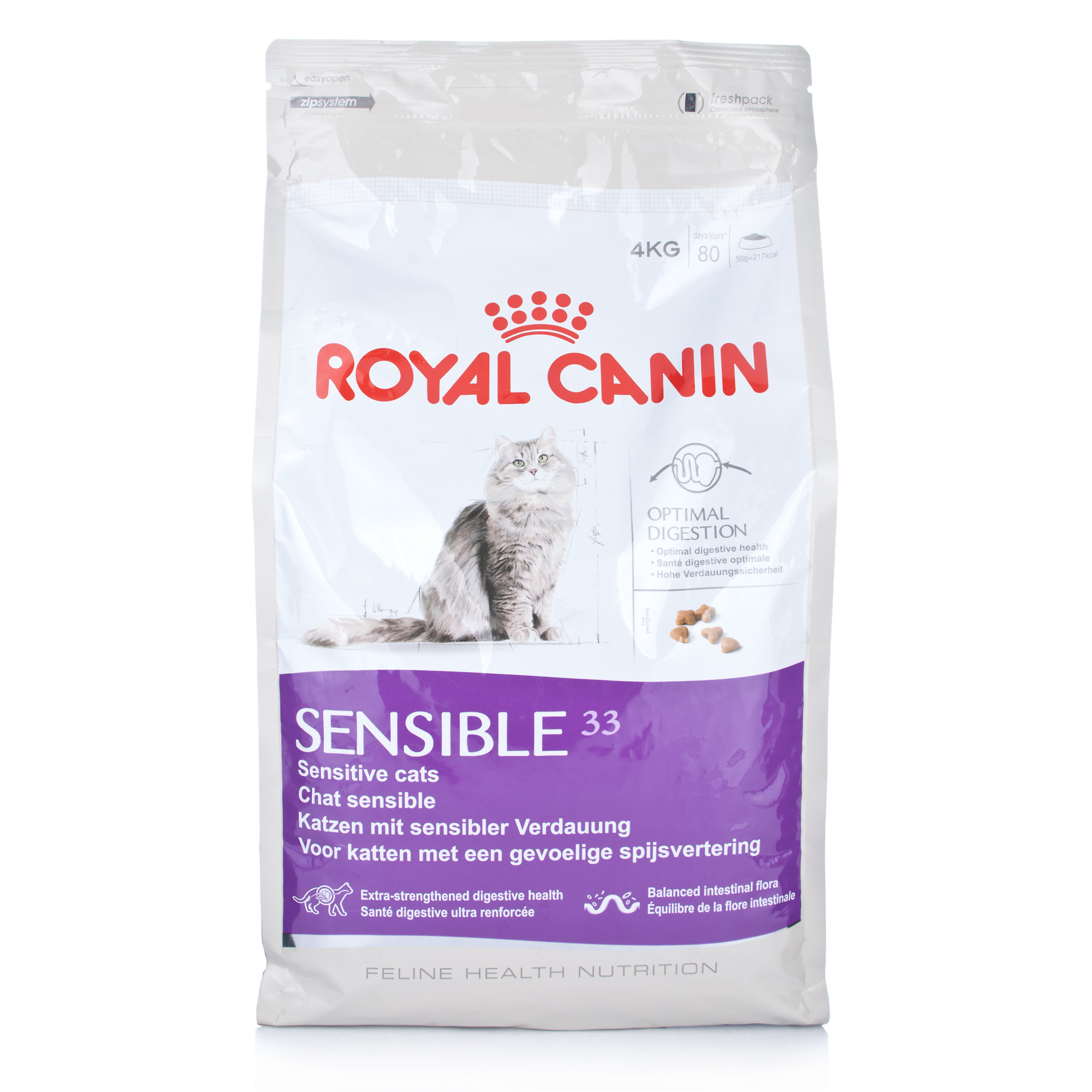 royal canin feline sensible digestive sensitivity chemist direct. Black Bedroom Furniture Sets. Home Design Ideas