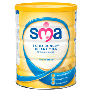Buy Sma Extra Hungry Infant Milk Chemist Direct