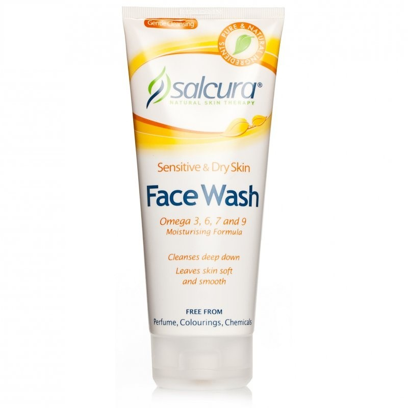 Salcura Omega Rich Face Wash