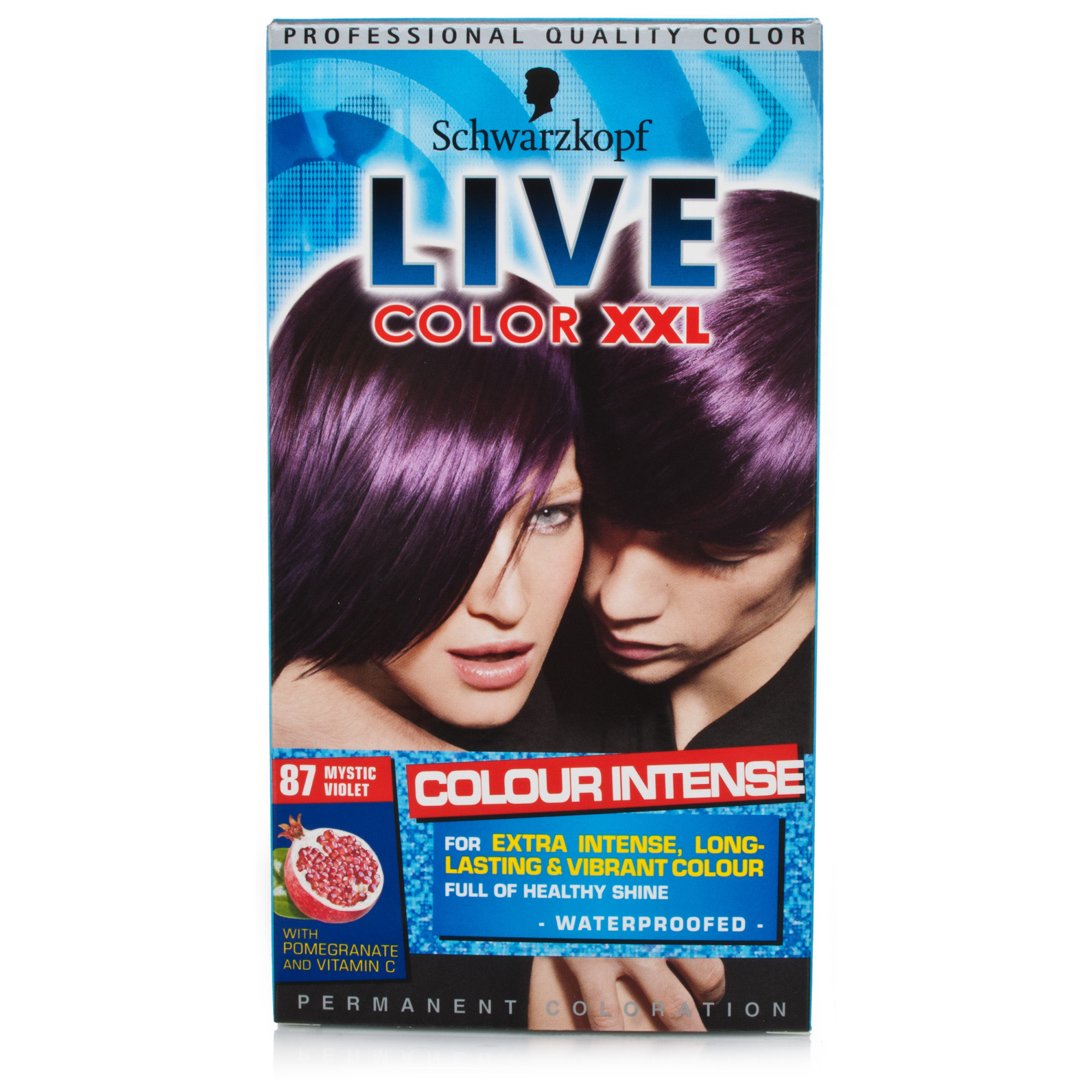 schwarzkopf live colour xxl ultra brights instructions
