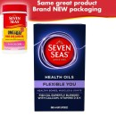 Seven Seas Cod Liver Oil + Calcium