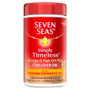 Seven Seas Cod Liver Oil Plus Evening Primrose Oil Capsules