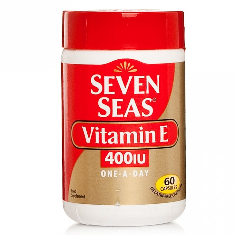 Seven Seas Vitamin E 400iu One-A-Day