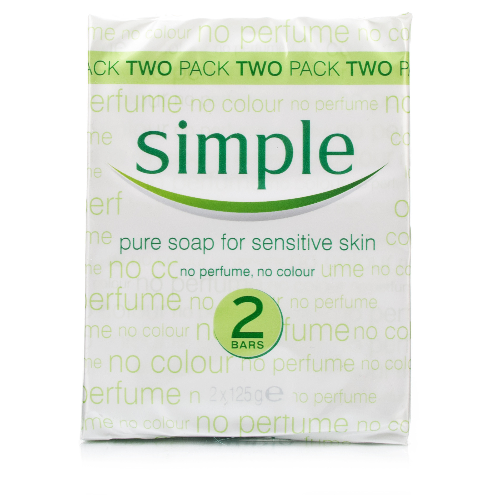 Simple Pure Bath Soap