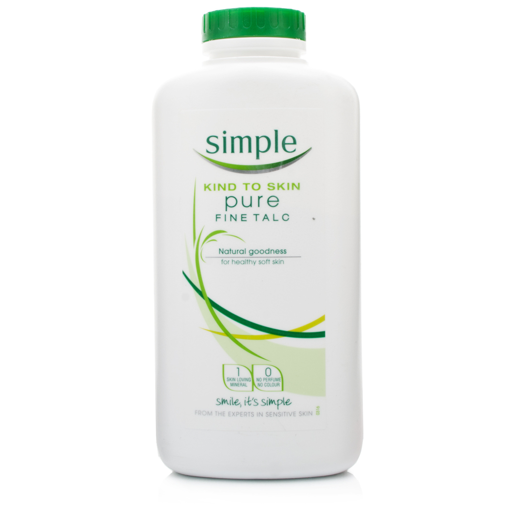 Simple Pure Fine Talc