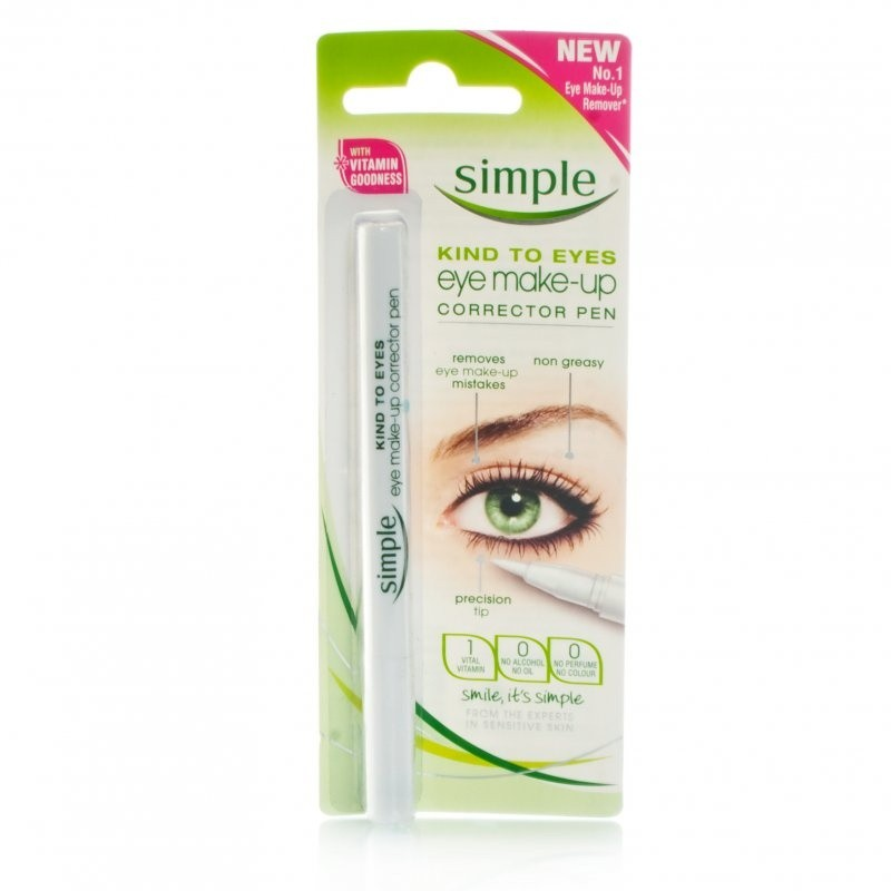 Simple Kind to Eyes Eye Make Up Remover Pen
