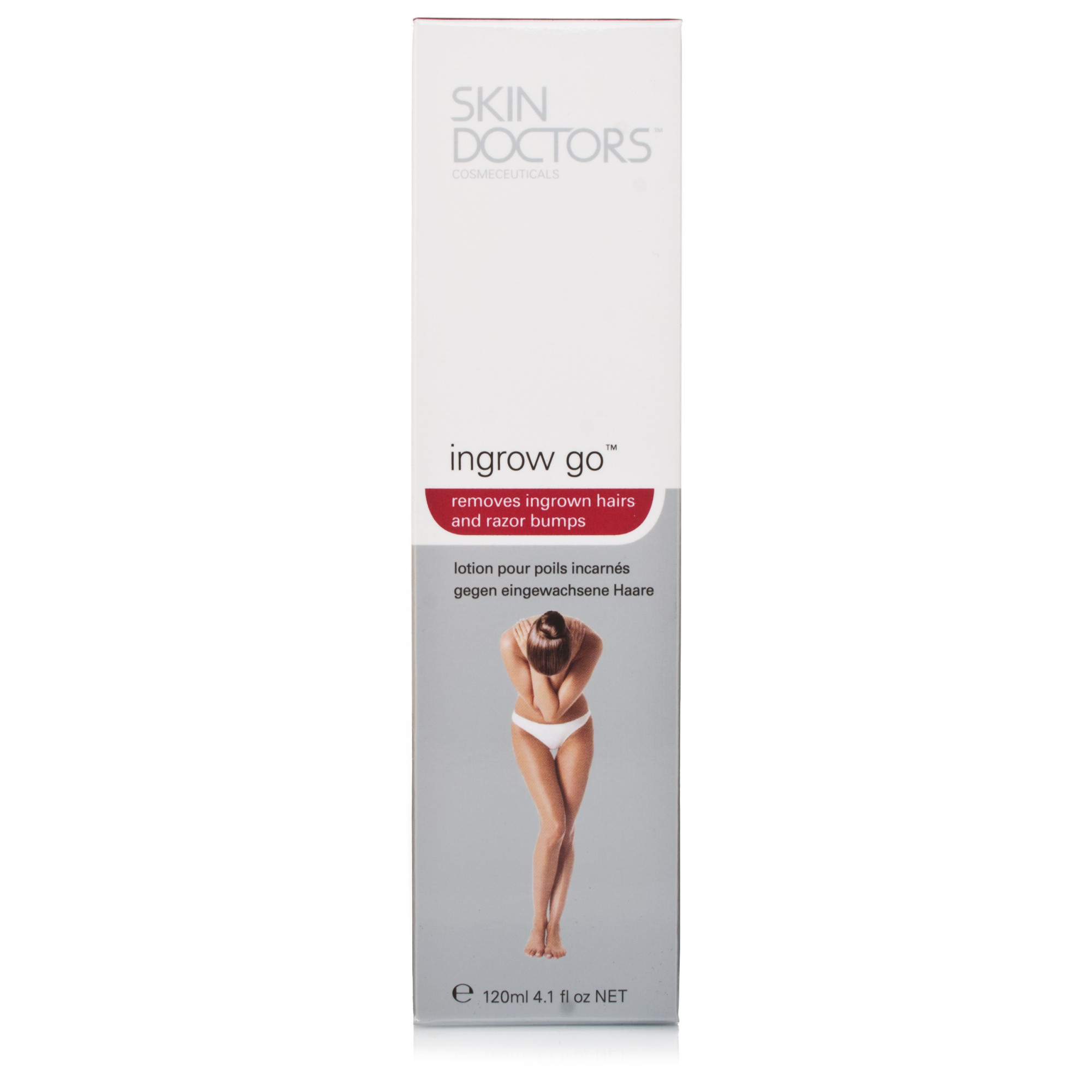 Skin Doctors Ingrow Go Lotion