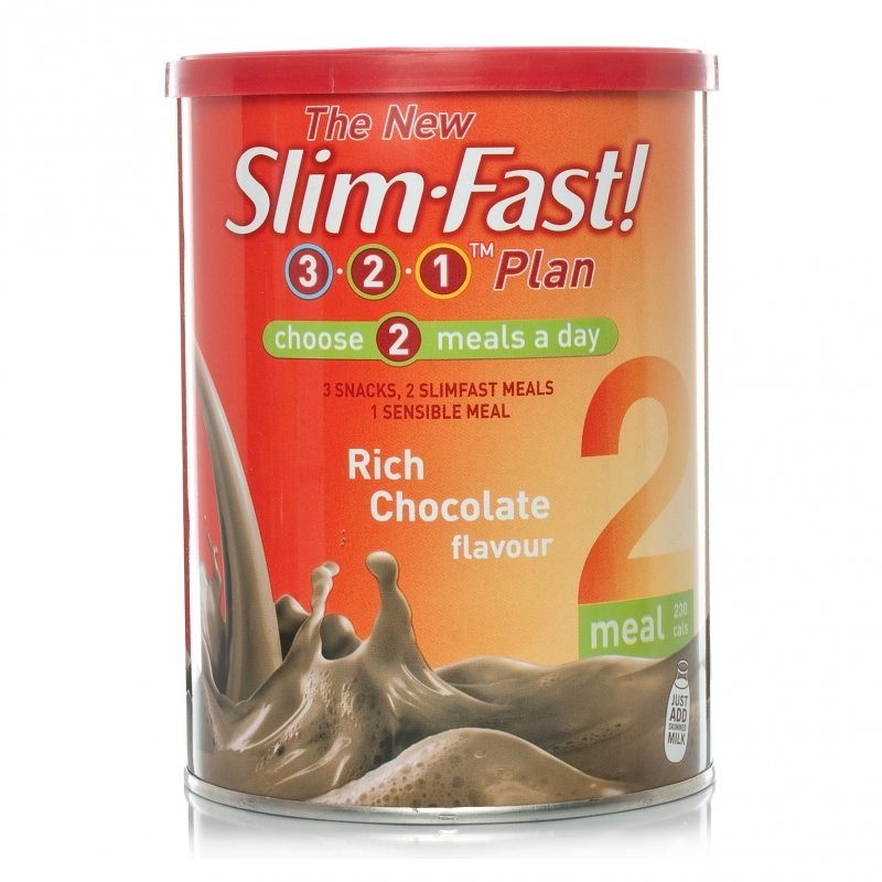 Slim Fast Rich Chocolate Milkshake Powder