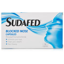 Sudafed Blocked Nose Capsules