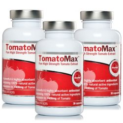 Tomatomax Pure High Strength Lycopene Triple Pack
