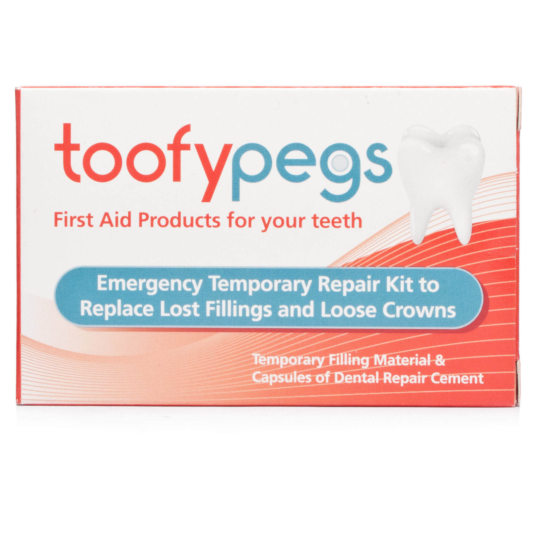 Emergency dental repair kit tesco