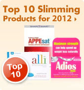 Top 10 Slimming Products for 2012