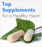 Top Supplements for a Healthy Heart
