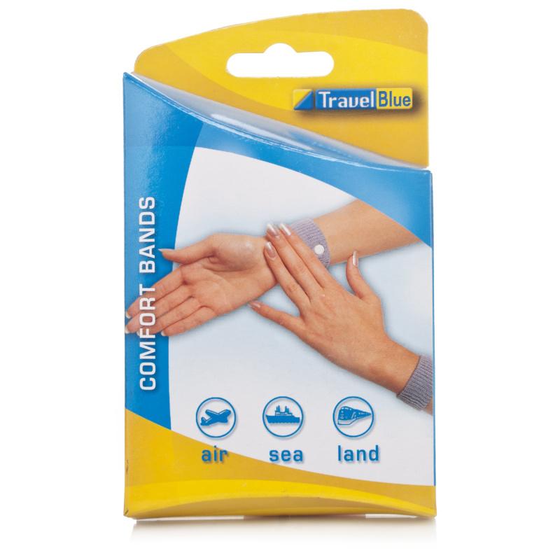 Travel Blue Comfort Bands For Travel Sickness - Travel & Suncare ...