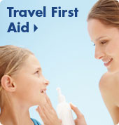 Travel First Aid Advice