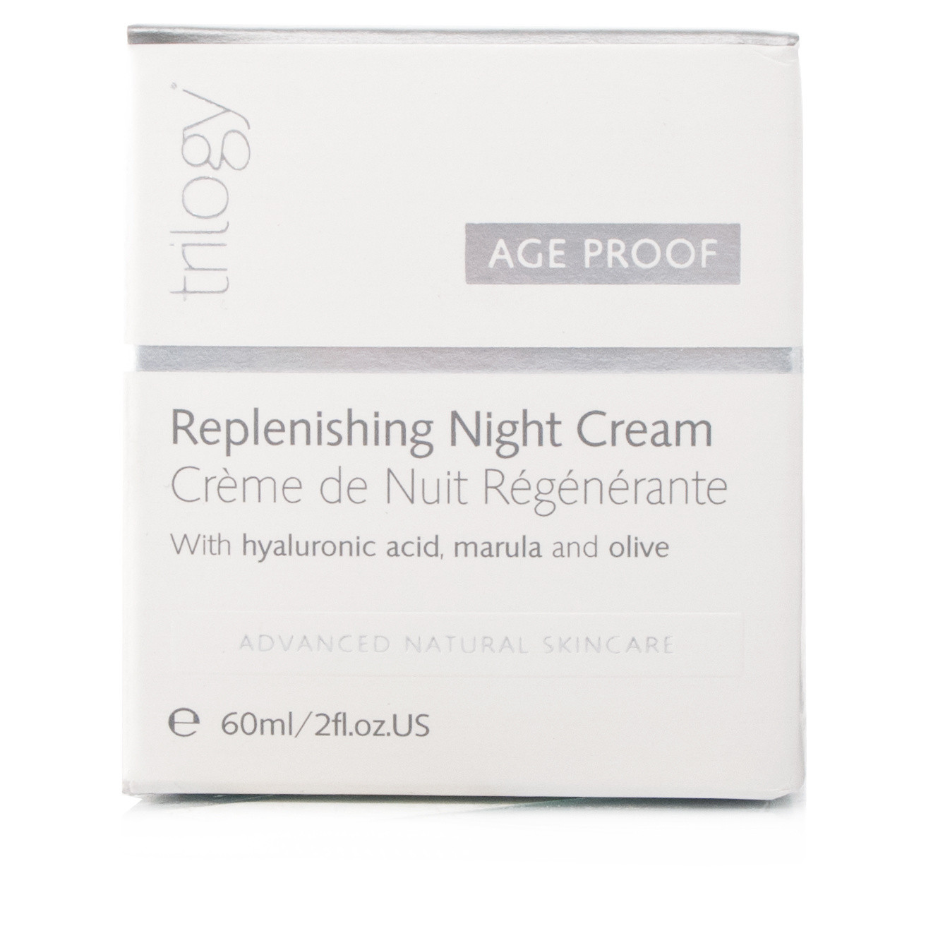Trilogy Age-Proof Replenishing Night Cream 60ml