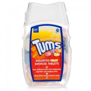Buy Tums Assorted Fruit Antacid Tablets 75 Tablets Chemist Direct
