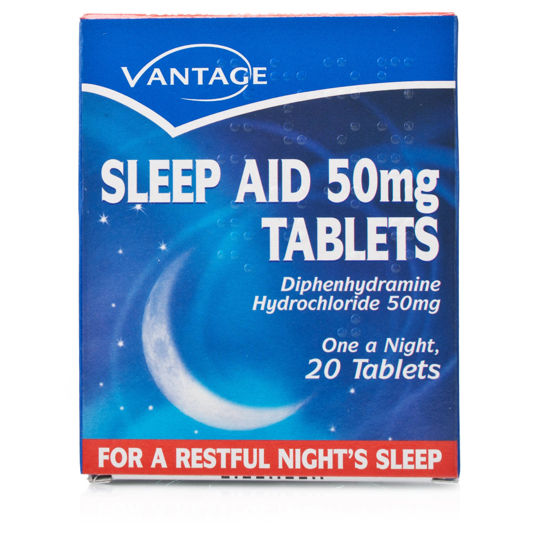 sleep aids like ambien
