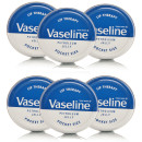 Vaseline Lip Therapy Original 6 Tins