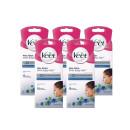 Veet Cold Wax Strips Face Sensitive
