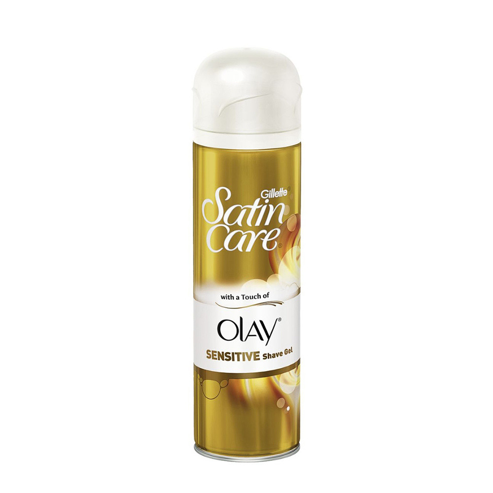 Venus Satin Care Touch of Olay Shave Gel