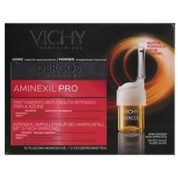 Vichy Dercos Aminexil Pro Homme Hair Loss Treatment 50% Extra Free Promotional Pack