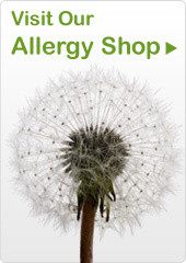 Visit our Allergy Shop