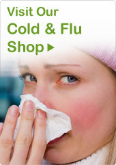 Visit our Cold & Flu shop