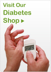 Visit our Diabetes health shop