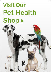 Visit our Pet health shop