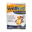 Vitabiotics Wellkid Smart Chewable Multi-Vitamins