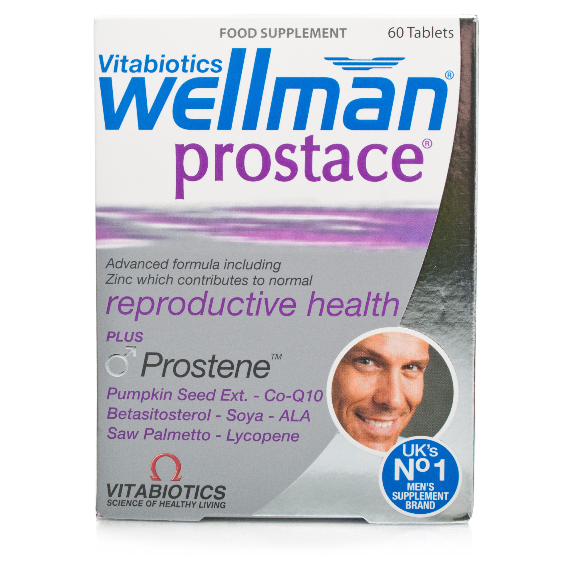 Vitabiotics Wellman Prostace
