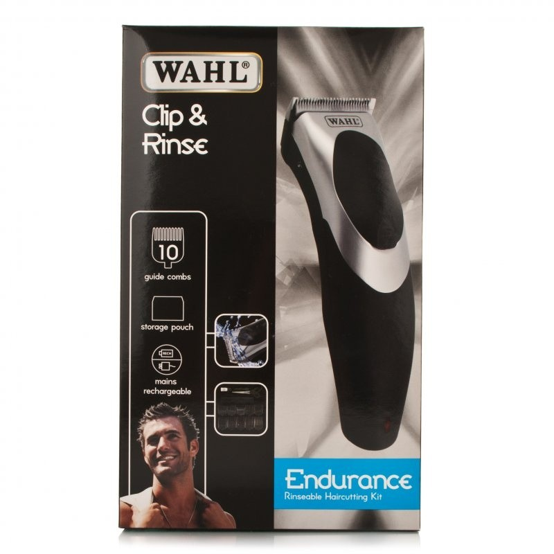 Wahl Clip n Rinse Haircutting Kit (9639-017)