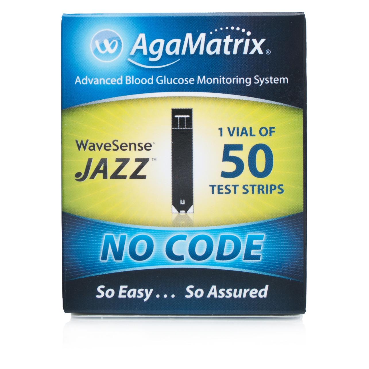 WaveSense Jazz Diabetes Test Strips