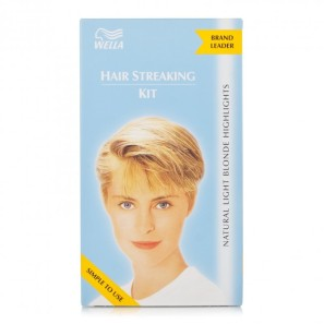 Buy Wella Hair Streaking Kit Natural Looking Highlights