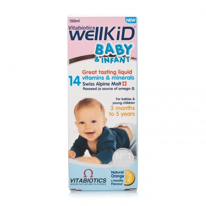 Wellkid Baby & Infant Syrup