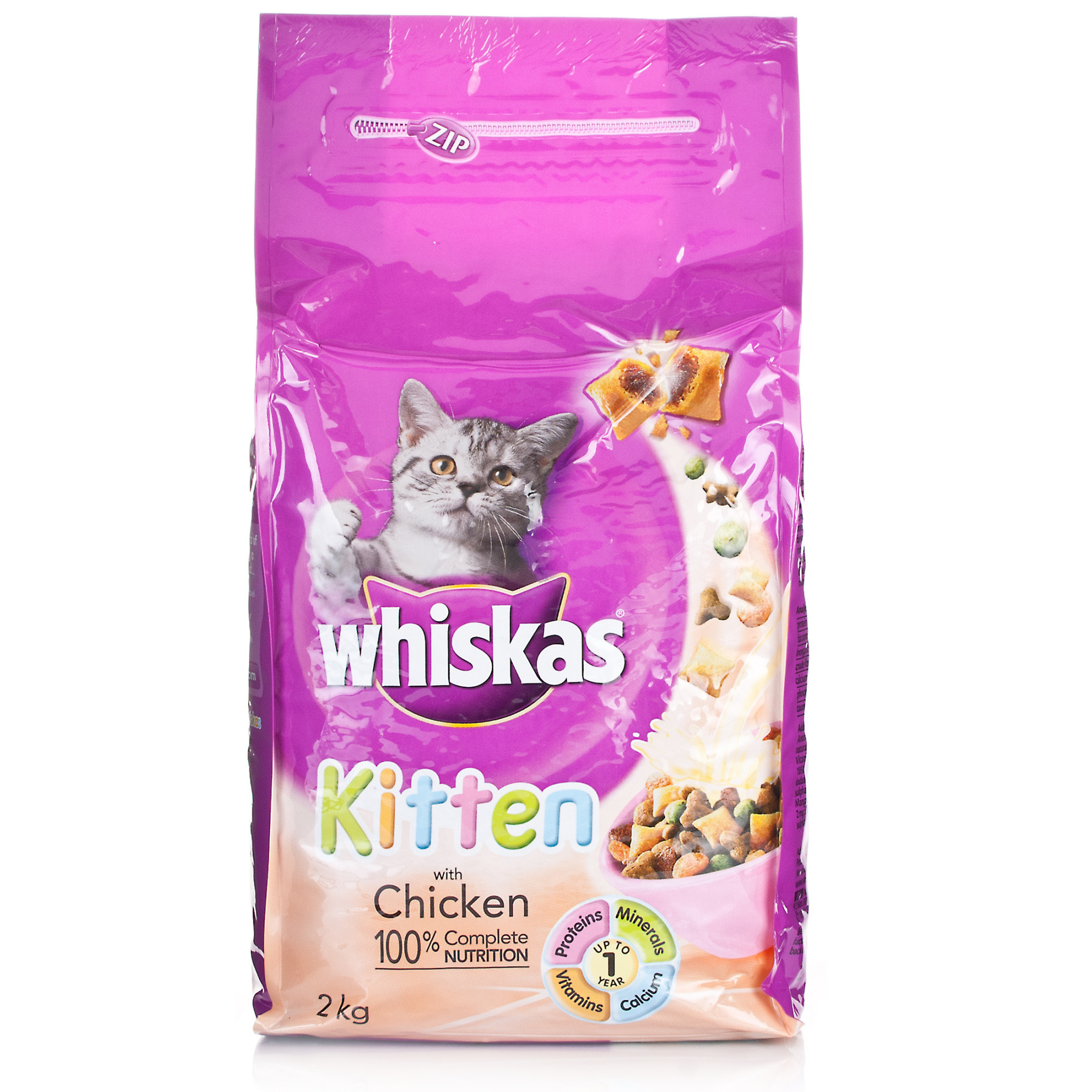 Whiskas Complete Kitten Chicken