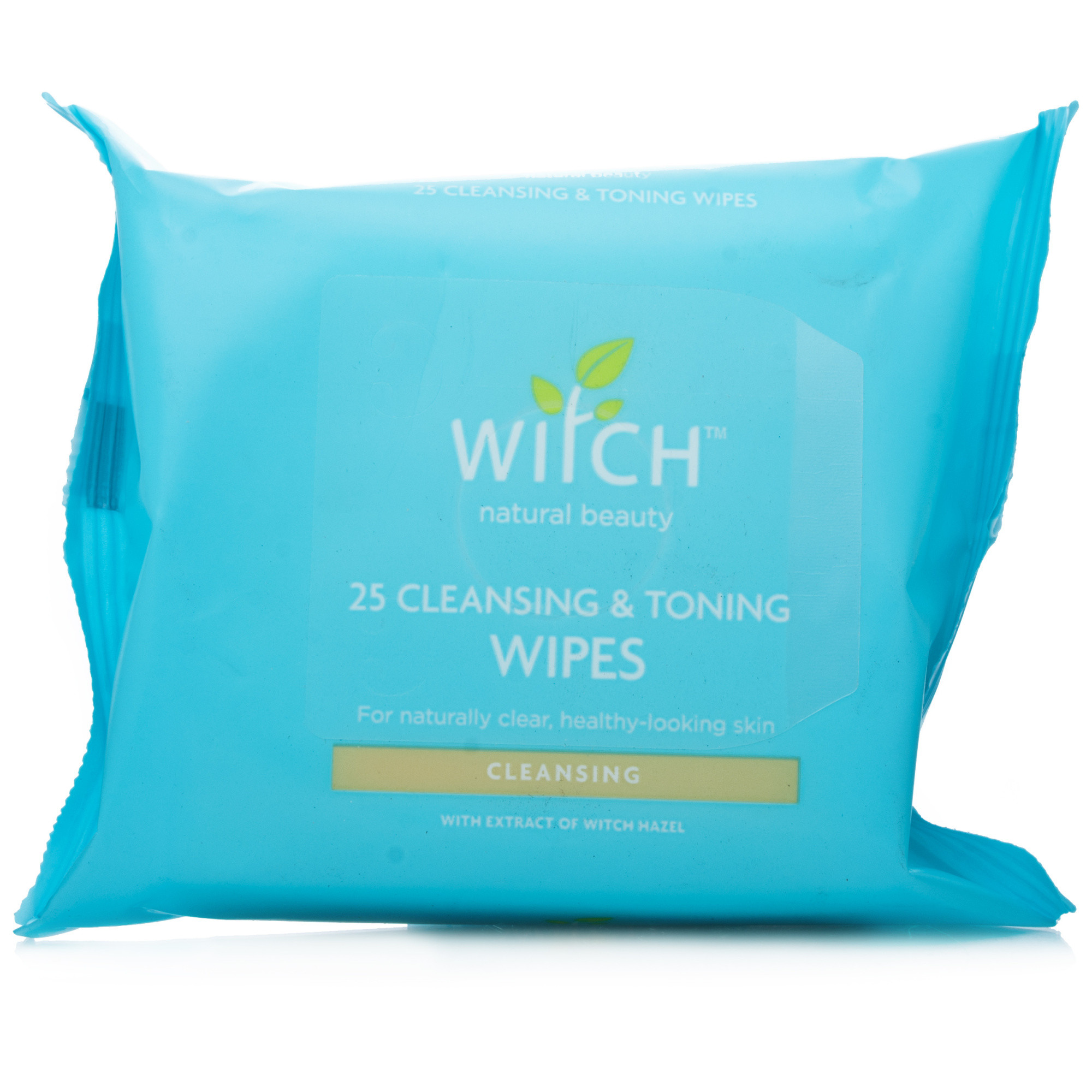 Witch Cleansing & Toning Wipes