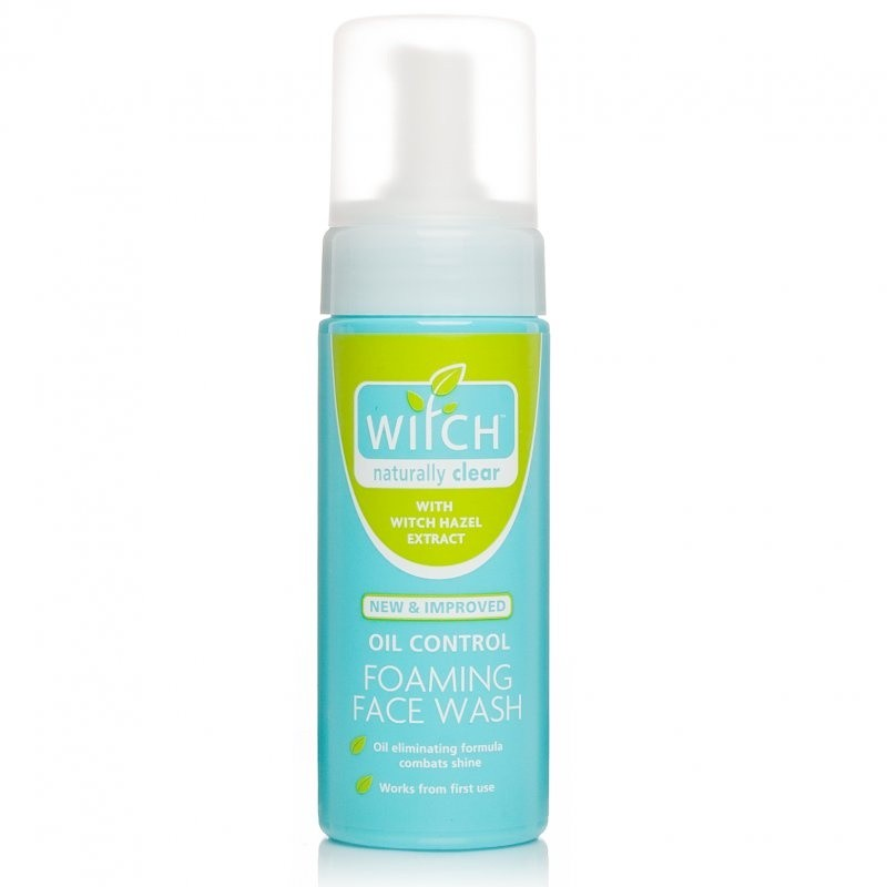 Witch Foaming Face Wash