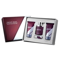 Yacht Man Addiction Gift Set For Men