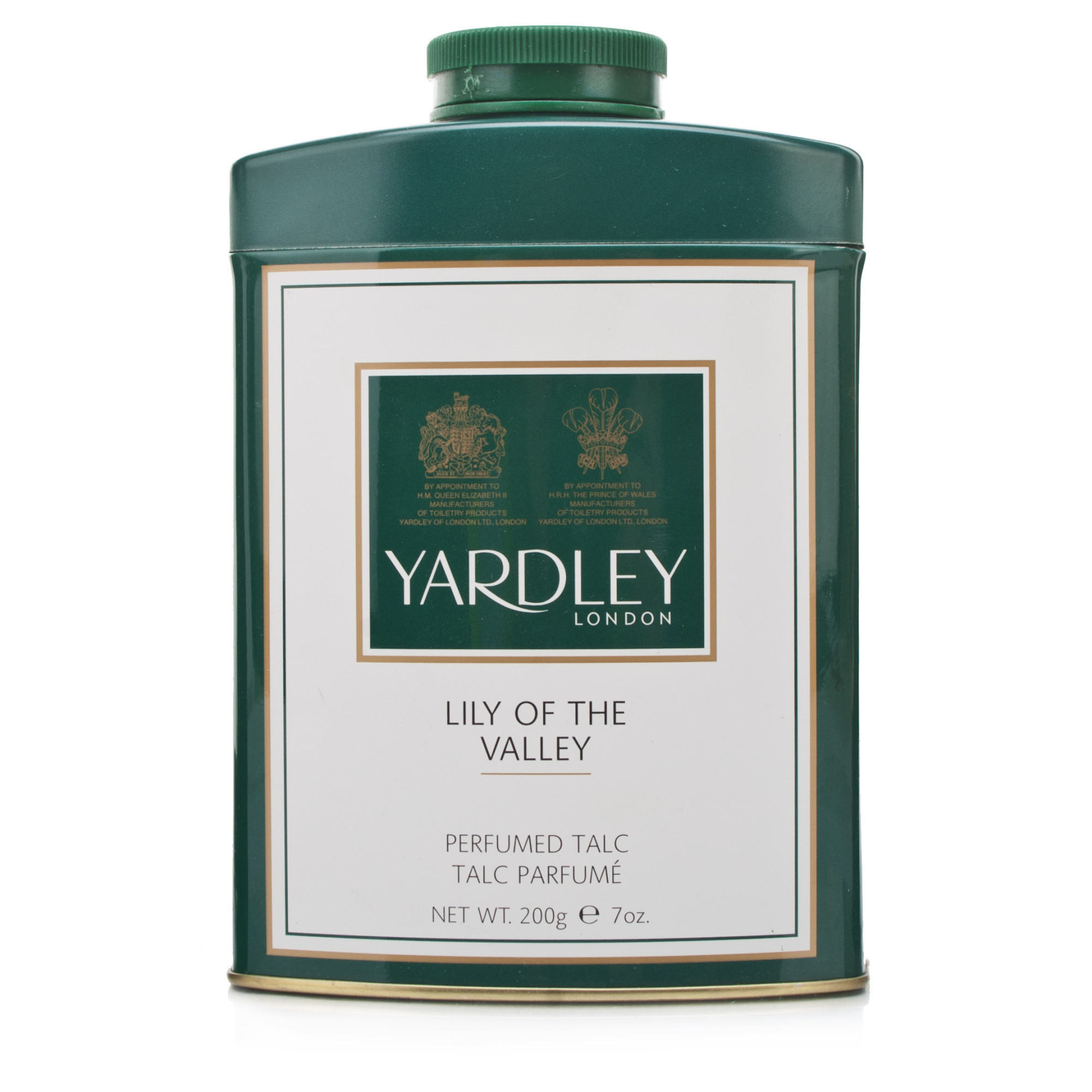 Yardley Lilly Of The Valley Talcum Powder