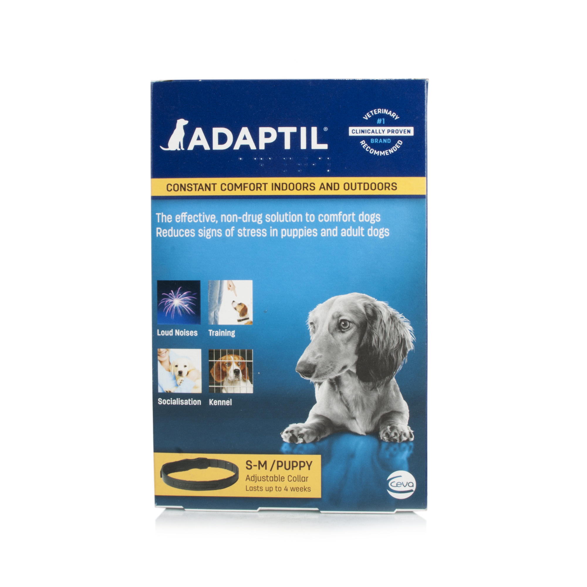 Click to view product details and reviews for Adaptil Collar Puppy Small.