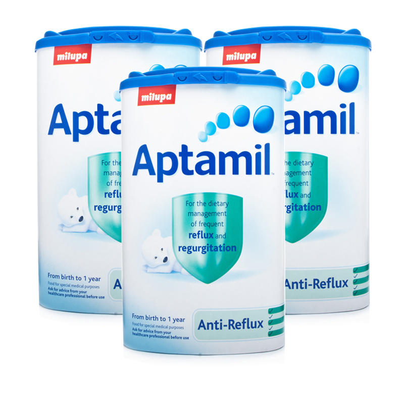 Aptamil AntiReflux Milk Powder 900g  Triple Pack